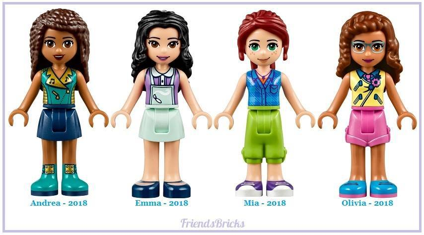 Changes to LEGO Friends in 2018 causing controversy - All ...